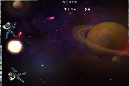 Space Duel Arcade version
