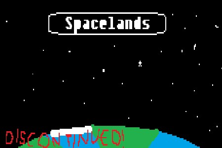 Spacelands (Discontinued)