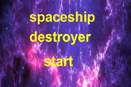 spaceship destroyer