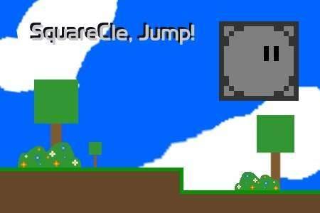 SquareCle, Jump!