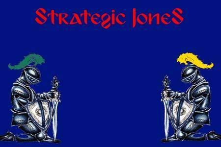 Strategic Jones