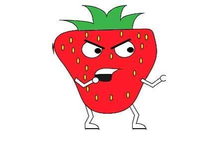 Strawberry Machete