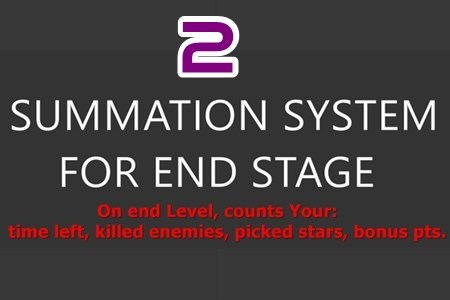 Summation system for End levels 2
