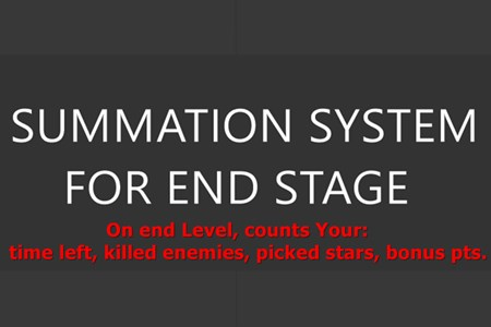 Summation system for End levels