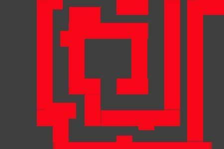 Super Hard Maze Game
