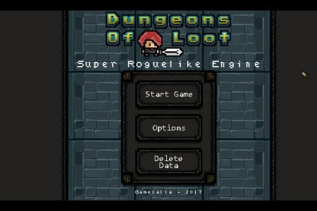 Super Roguelike Engine [DEMO]