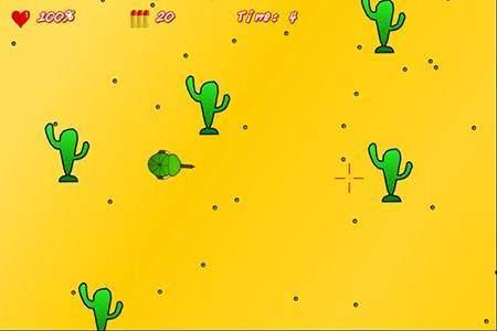 Survival Desert