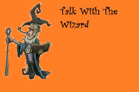 Talk With The Wizard