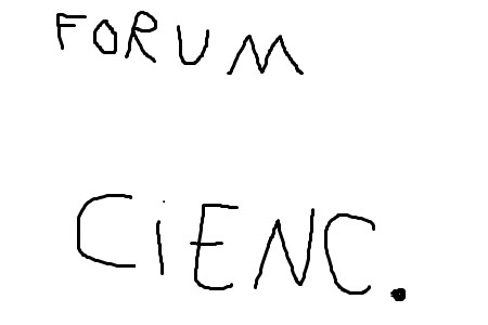 TESTE FORUM DE CIENCIAS