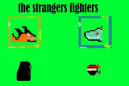 The Strangers Fighters