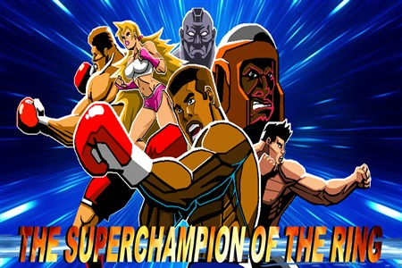 THE SUPERCHAMPION OF THE RING
