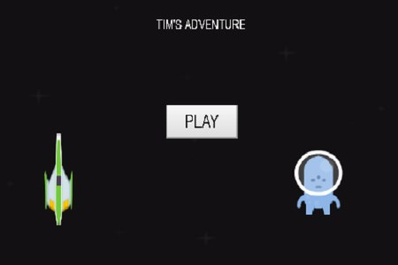 "TIM""S ADVENTURE"