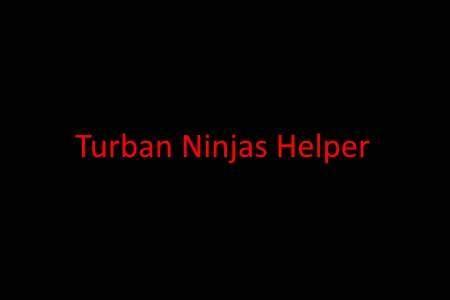 Turban Ninjas Hero Helper